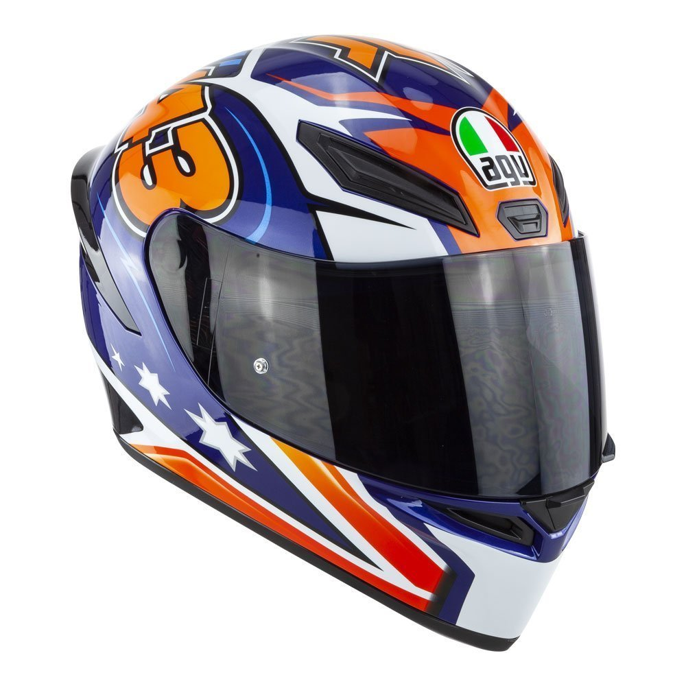 K1 Miller 2015 Agv Helmets Australia