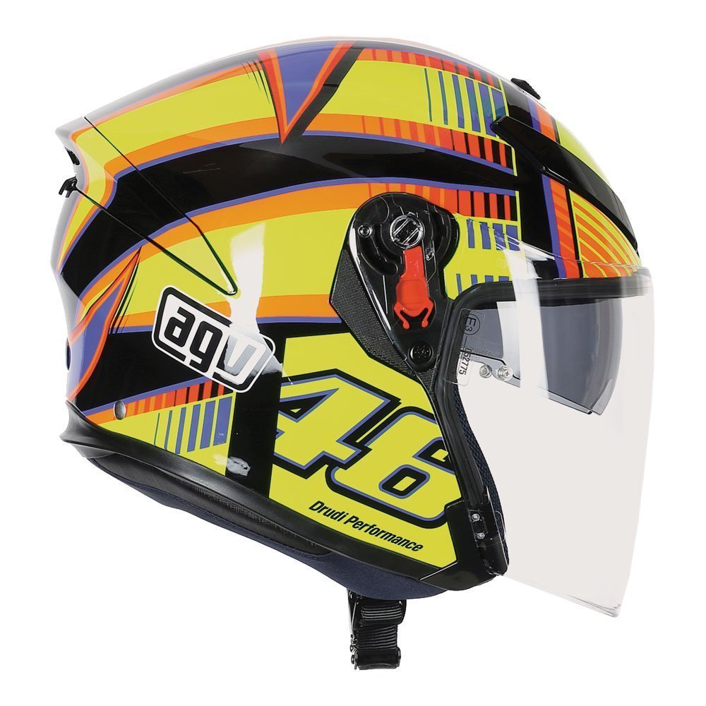 K5 Jet Soleluna Agv Helmets Australia