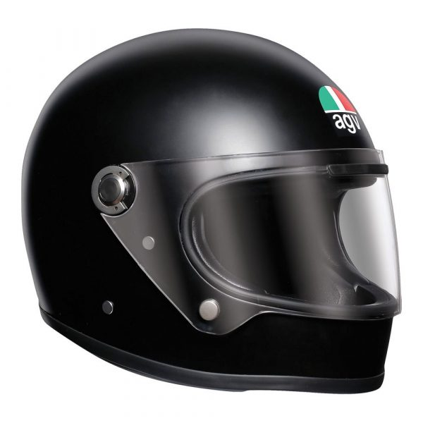 X3000 Matt Black Agv Helmets Australia
